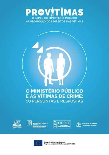 """Projeto """"Provitimas – O Papel do Ministério Público na Promoção dos Direitos das Vítimas"""""""